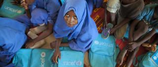 Mais de 530 milhões de crianças vivem em países afetados por conflitos