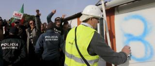 Ria Formosa: Dezenas de moradores protestam contra demolição de casas