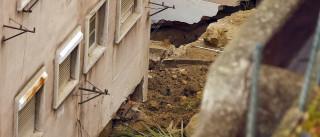 Moradores de dois prédios da Damasceno Monteiro podem regressar a casa