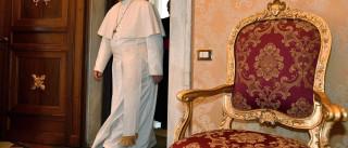 Papa faz doação de 92,5 mil euros a afetados pelas chuvas no Peru