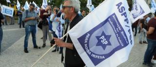 ASPP/PSP anuncia manifestação nacional de polícias para final de junho