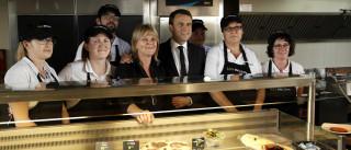 """""""Hoje vira-se uma página na política francesa"""""""