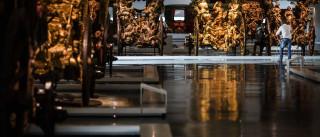 Museu dos Coches recebeu 10 mil visitantes em dois dias