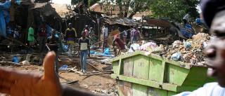 Mulher detida em Bissau por suspeita de ter assassinado os dois filhos