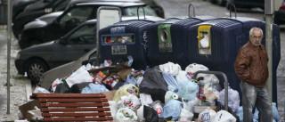Greve de 32 horas de funcionários da Valorsul afetará recolha de lixo
