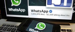 WhatsApp partilhará o seu número de telemóvel com o Facebook