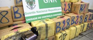GNR apreende mais de duas toneladas de haxixe em em Cabanas de Tavira