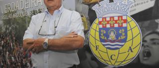 """Carlos Pinho espera jogo """"tranquilo"""" com o Sporting"""