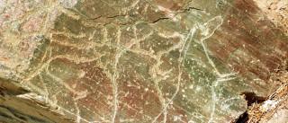 Identificados responsáveis por vandalismo em pintura rupestre