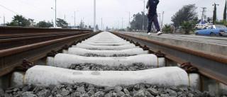 Acidente entre comboio e automóvel em Coimbra sem feridos