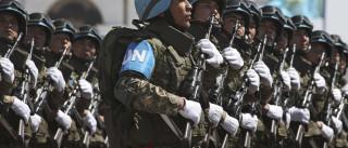 ONU identifica 41 capacetes azuis suspeitos de abusos sexuais