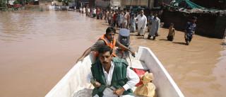 Quatro milhões de pessoas afetadas por inundações no norte da Índia