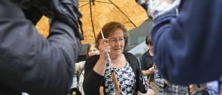 Ex-ministra socialista marca presença na Escola de Quadros do CDS