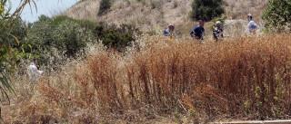 Autoridades investigam ossadas. Podem ser de idosa desaparecida em junho