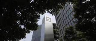 Deutsche Bank vende seguradora britânica para sossegar os mercados