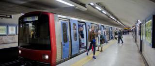 Lisboa. Segunda-feira há protesto contra degradação de serviço no Metro