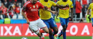 Negociações tiraram Samaris do Nacional-Benfica