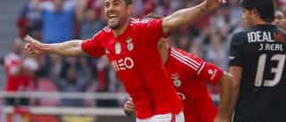 Jardel quer sair e Lázio 'encosta Benfica à parede'