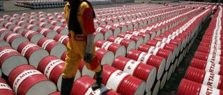 Petróleo começa semana a perder (ainda mais) valor