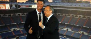 Insatisfação de Ronaldo acaba em discussão com Florentino Pérez