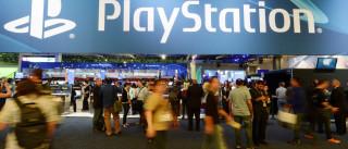 Sony está a cair, mas uma estrela traz esperança: a Playstation