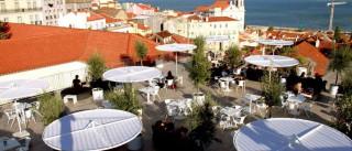 Esplanadas de Lisboa vão poder fechar à mesma hora que estabelecimentos