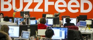 BuzzFeed divide-se: De um lado as notícias, do outro o entretenimento