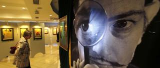 Perve mostra mostra Dali, Picasso, Man Ray e Cesariny em exposição