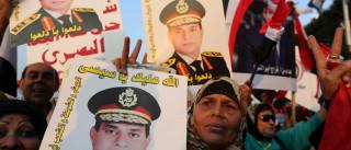 """Presidente egípcio espera """"papel ativo"""" dos EUA para paz no Médio Oriente"""