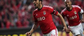 Benfica leva ex-agente de Garay a tribunal