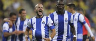 """""""FC Porto é um clube especial que sempre apoiei desde criança"""""""