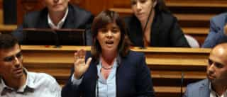 Catarina Martins diz que Governo ainda fez pouco pela floresta