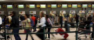 Em dia de greve, ANA lança aviso aos passageiros