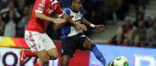 Kelvin explica saída do FC Porto e não fecha porta ao... Benfica