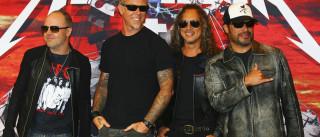 Bilhetes para Metallica à venda sexta-feira. Quem quer conhecer a banda?