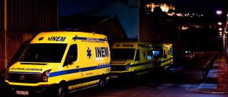 Acidente de viação num túnel em Braga faz oito feridos