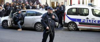 Atirador de supermercado de Paris rendeu-se