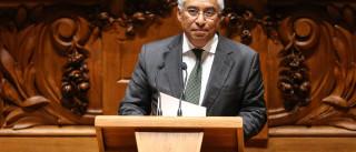 """Margem orçamental de Portugal continuará """"estreita"""" na Europa, diz Costa"""