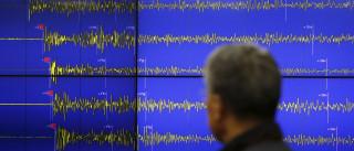 Sismo de magnitude 6,8 na Birmânia