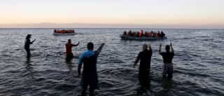 GNR resgata 65 migrantes na Grécia