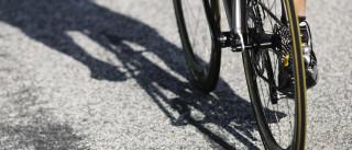 Ciclista abalroado na berma da estrada. Condutor fugiu