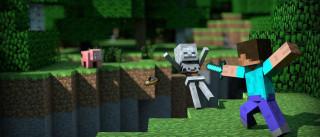 'Minecraft' está quase a chegar ao Oculus Rift