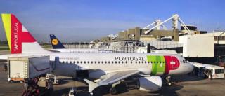 TAP pede a passageiros que cheguem ao aeroporto 4 horas antes do voo