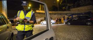 PSP do Porto deteve oito pessoas durante fiscalização rodoviária