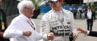 Sogra do patrão da F1 sequestrada e com pedido de resgate