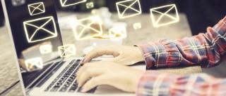 Esta aplicação ajuda-o a escrever o melhor email possível