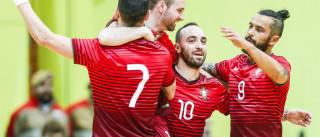Caso passe às meias finais do Mundial, Portugal já conhece adversário