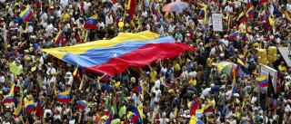 Crise na Venezuela coloca em causa lar de idosos para portugueses