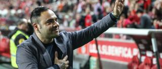 """""""Espero que o Benfica seja novamente campeão"""""""