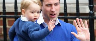 """Príncipe George """"foi demasiado mimado no aniversário"""""""
